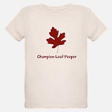 Champion Leaf Peeper T-Shirt