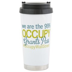 Occupy Grants Pass Travel Mug