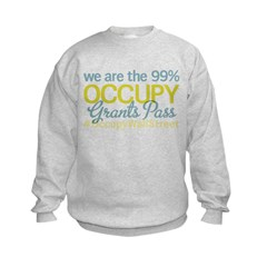 Occupy Grants Pass Sweatshirt