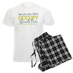 Occupy Grants Pass Men's Light Pajamas