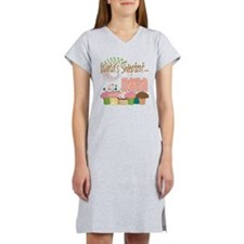 World's Sweetest Nana Women's Nightshirt