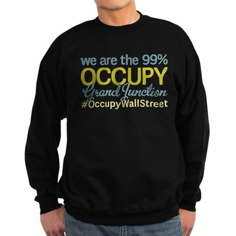 Occupy Grand Junction Sweatshirt (dark)