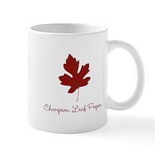 Champion Leaf Peeper Mug