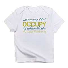 Occupy Grahamstown Infant T-Shirt