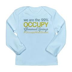 Occupy Glenwood Springs Long Sleeve Infant T-Shirt