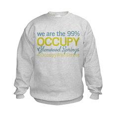 Occupy Glenwood Springs Sweatshirt