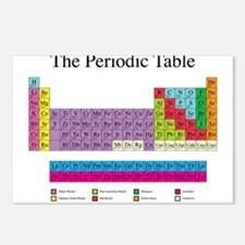 Periodic Table Postcards (Package of 8)