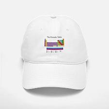 Periodic Table Baseball Baseball Cap