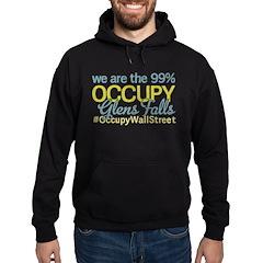 Occupy Glens Falls Hoodie