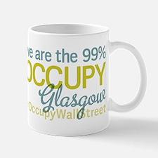Occupy Glasgow Mug