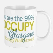 Occupy Glasgow Small Small Mug
