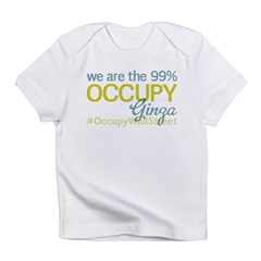 Occupy Ginza Infant T-Shirt