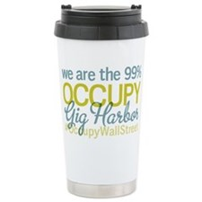 Occupy Gig Harbor Travel Mug