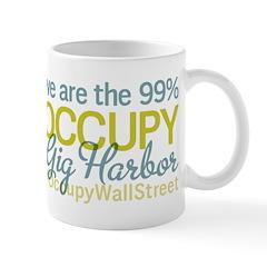 Occupy Gig Harbor Mug