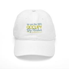 Occupy Gig Harbor Baseball Cap