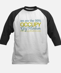 Occupy Gig Harbor Tee