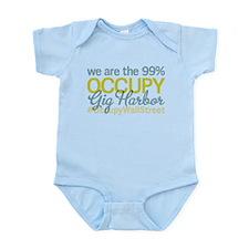 Occupy Gig Harbor Infant Bodysuit