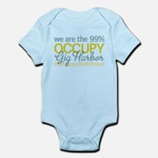 Occupy Gig Harbor Infant Bodysuit
