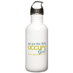 Occupy Gent Water Bottle