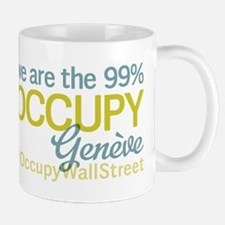 Occupy Geneve Mug
