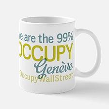 Occupy Geneve Small Small Mug