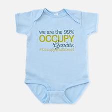 Occupy Geneve Infant Bodysuit