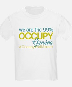 Occupy Geneve T-Shirt