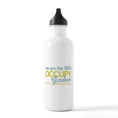 Occupy Gardner Water Bottle