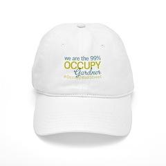 Occupy Gardner Baseball Cap