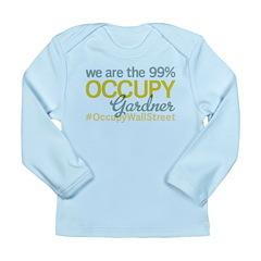 Occupy Gardner Long Sleeve Infant T-Shirt