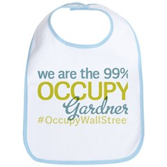 Occupy Gardner Bib