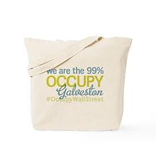 Occupy Galveston Tote Bag