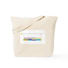 Cute Modern quilt guild Tote Bag