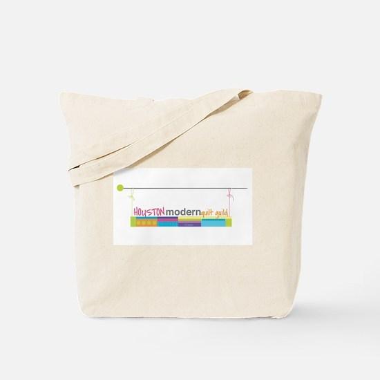 Unique Quilt guild Tote Bag
