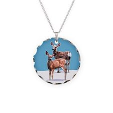 King's Fawns Necklace