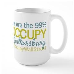 Occupy Gaithersburg Large Mug