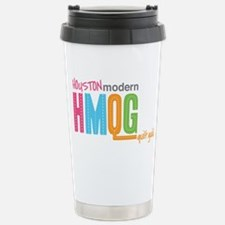 Unique Modern quilt guild Travel Mug