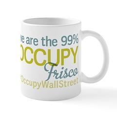 Occupy Frisco Mug