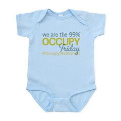 Occupy Friday Harbor Infant Bodysuit