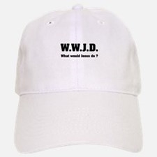 What would Jesus do ? Hat