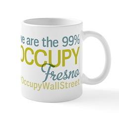 Occupy Fresno Mug