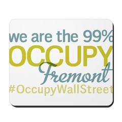 Occupy Fremont Mousepad