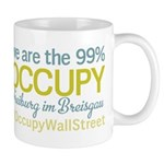 Occupy Freiburg im Breisgau Mug