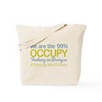 Occupy Freiburg im Breisgau Tote Bag