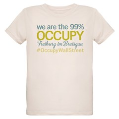 Occupy Freiburg im Breisgau T-Shirt