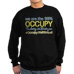 Occupy Freiburg im Breisgau Sweatshirt (dark)