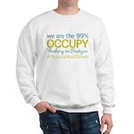 Occupy Freiburg im Breisgau Sweatshirt