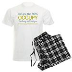 Occupy Freiburg im Breisgau Men's Light Pajamas