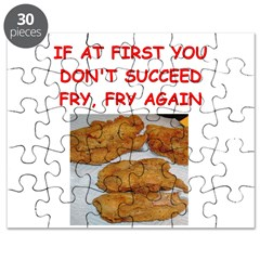 fried chicken joke Puzzle