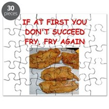 fried chicken joke Puzzle